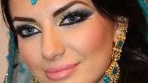 Exotic Arabic Makeup Real Princess Jasmine Makeup ماكياج العربي