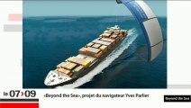 """""""Le vent : nouveau carburant du trafic maritime ?"""" (Planète Environnement)"""