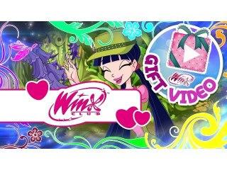 Winx Gift Video - Der Frühling ist da, liebe Winx!