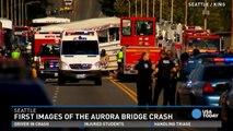 Eyewitness describes fatal bus crash scene