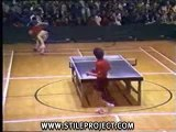 ping pong tros fort les chinois