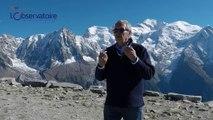 Une conférence au sommet : de la fonte des glaciers aux bâtiments à énergie positive