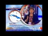 """"""" El Gobierno cubano va a seguir haciendo lo que quiera"""": Berta Soler a NTN24"""