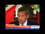 """Si le va mal a Venezuela, le irá mal a Sudamérica"": Ollanta Humala"