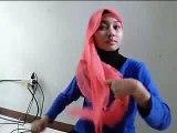 Cara Memakai Jilbab Paris Segi Empat Simple Untuk Sehari hari   Upload by IsnaJilbabTutorial