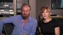 """Mylène Farmer et Sting, amants sexy dans le clip de """"Stolen Car"""""""