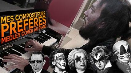 Mes compositeurs préférés ! Avner au Piano