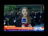 """Juan Manuel Santos ordena al Juan Manuel Santos """"arreciar"""" ataques contra el ELN"""