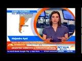 NTN24 habla con madre de argentino que sobrevivió a terremoto de magnitud 7.8 que azotó a Nepal