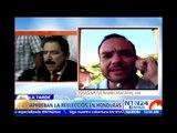 José Rodolfo Zelaya asegura que fue eliminado veto que existía sobre tema de reelección en Honduras