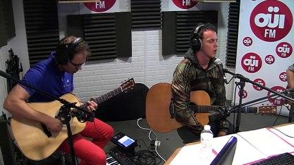 Luke - J'veux être un héros - Session acoustique OÜI FM