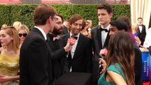 Celebs Explain Netflix & Chill On The Emmys Red Carpet