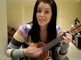 These Boots Are Made For Walking - Nancy Sinatra on Ukulele