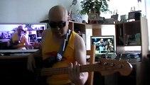 Billy Cobham Novecento Nicolosi One more day to live Cust m2 Basscover Bob Roha