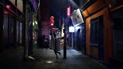 Gareth Pugh S/S 16 - Fashion film by Ruth Hogben