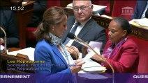Transports du Grand Paris : Ségolène Royal répond à une question au Gouvernement