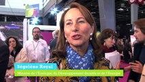 """Ségolène Royal : """"les entreprises sont le coeur de la transition énergétique"""" -Salon World efficiency"""