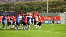 Trabzonspor hazırlık maçında kazanmadı!