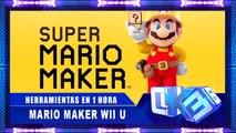 Como desbloquear todas las herramientas en menos de 1 hora - Super Mario Maker