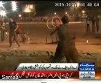 ASF 44th Passing out parade at ASF head quarter Karachi by Samaa News 10 October 2015