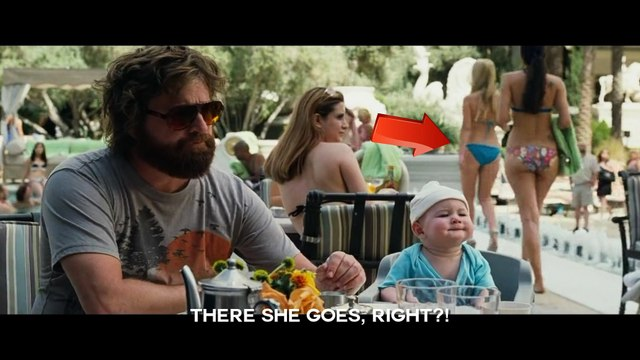 The Hangover Movie Mistakes, Spoilers, Facts, Goofs, Plot Holes and Fails You Missed