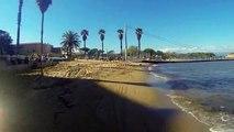 2015 - 10 LCO Gopro Roc Azur Samedi (18) - plage de st aygulf retour