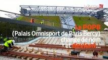 Le Palais omnisport de Bercy devient l'AccorHotels Arena