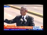 """""""El cambio depende de nuestras acciones y de las cosas que enseñamos a nuestros hijos"""": Obama"""