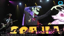 Gorillaz To Release New Music in 2016