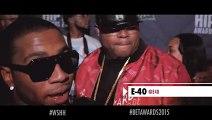 BET Hip-Hop Awards 2015 Green Carpet w_ Special Host Lil B! Feat. DeJ Loaf, Lil Durk, Adrien Broner