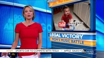 Mom vs Universal Music: Battles With Label Over Viral YouTube Video