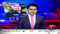Aaj Shahzeb Khanzada Kay Sath (13-10-2015)