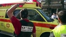 """Tel Aviv: nouvelle attaque au couteau, l'agresseur """"neutralisé"""""""