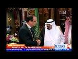 Muere el rey Abdalá de Arabia Saudí