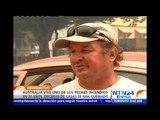 Miles de personas son evacuadas a causa de los graves incendios en el sur de Australia