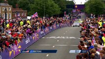 Kristin Armstrong relives her Cycling comeback at London 2012