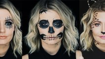 3 Easy No Costume-Costumes Using One Piece of Makeup