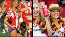 Must See World Cup 2014 Beautiful Girls