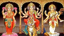 Shama Thakur - Jai Maa Vaishno Devi - Laal Chunariya Orhaaoongi Maa Ko | Happy Navratri Wishes