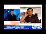 Eduardo Capilla relata en NTN24 cómo fue la faceta de Gustavo Cerati como actor