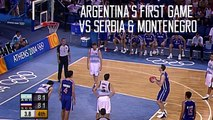 How Argentina became Mens Basketball Olympic Champions