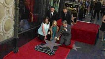 Kelly Ripa, Mark Consuelos Bring Their Look-Alike Kids to Her Hollywood Walk of Fame Ceremony