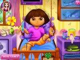 Dora Recovery Hôpital _ Meilleur jeu en ligne gratuit pour les filles _ Dora Jeu
