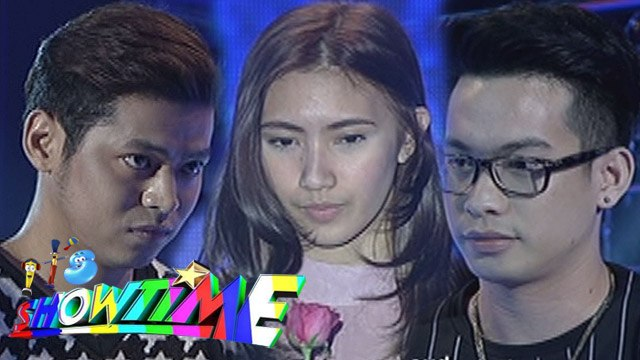 It's Showtime: Ms. Pastillas decides between Bryan and Topher