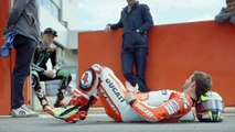 Moto GP Riders Testing Yamaha R1,Honda CBR,Ducati Panigale 2014 HD