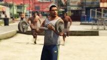 Des gamers refont le clip de Blink 182 sur GTA V - Whats My Age Again