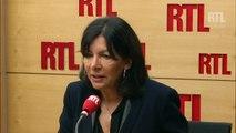 """""""Une grande compagnie comme Air France doit travailler sur le dialogue social"""" selon Anne Hidalgo;"""