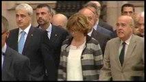 El CGPJ ampara a los jueces catalanes ante las manifestaciones de apoyo a los imputados por el 9N