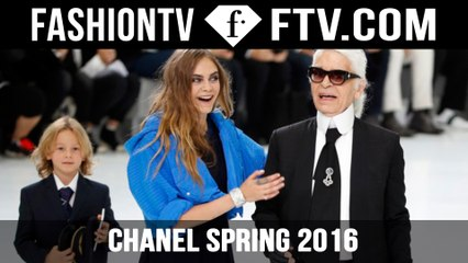 Get Ready for Take Off! #ChanelAirlines | FTV.com