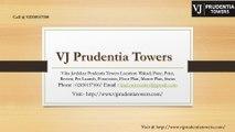 VJ Prudentia Towers - Wakad , Pune - Price, Review, Floor Plan - Call @ 02030157100